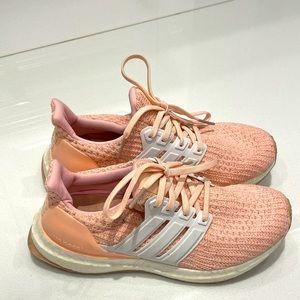 Girls Adidas Ultraboost Size 4